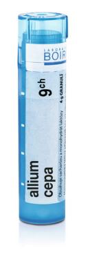 ALLIUM CEPA perorální granule 4GM 3CH-30CH