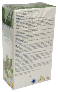 URCYSTON PLANTA perorální léčivý čaj 20X1.5GMSÁČ