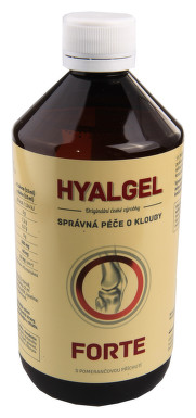 Hyalgel forte pomeranč 500ml
