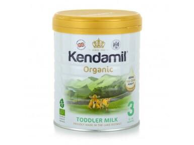 Kendamil batolecí mléko BIO 3 800g New