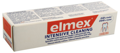 Elmex zubní pasta Intensive Cleaning 50ml