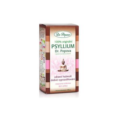 Psyllium indická rozpustná vláknina 100g Dr.Popov