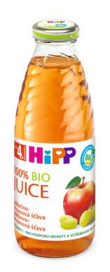 HiPP ŠŤÁVA BIO Jablečno-hroznová 500ml