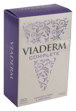 Walmark Viaderm Complete tob.30 bls.