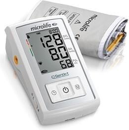 Microlife Tlakoměr BP A3 Plus PC digitál.automat.