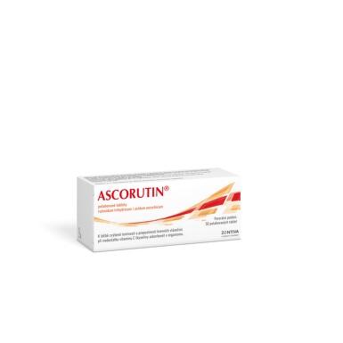 ASCORUTIN perorální potahované tablety 50