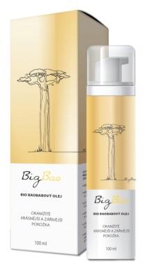 BigBao bio baobabový olej 100 ml