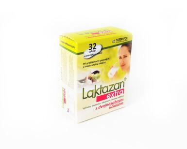 LAKTAZAN EXTRA (9000 jedn. enzymu laktáza) tbl.32