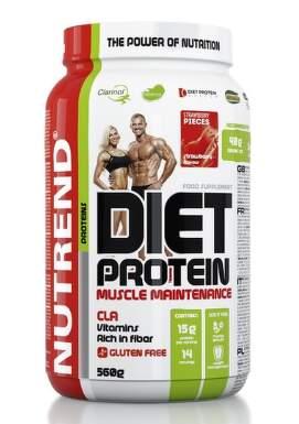 NUTREND DIET Protein čokoláda 560g