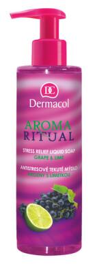 Dermacol Aroma Ritual tek.mýdlo hrozny+limeta250ml