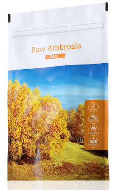Energy Raw Ambrosia pieces