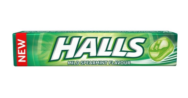 HALLS Spearmint 33.5g