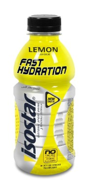 ISOSTAR H&P 500ml PET Lemon