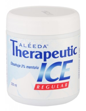 Therapeutic Ice Analgesic Gel - masážní gel 220ml