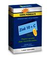 Zink 10 + C šumivé tablety 2x10ks