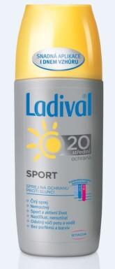 LADIVAL OF20 sprej ochrana proti slunci 150ml