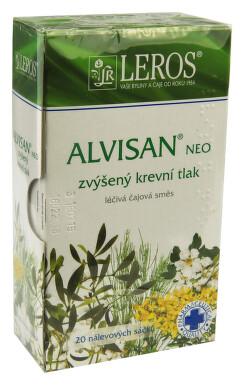 ALVISAN NEO perorální léčivý čaj 20X1.5GM-SÁ I
