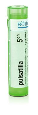 PULSATILLA 5CH granule 4G