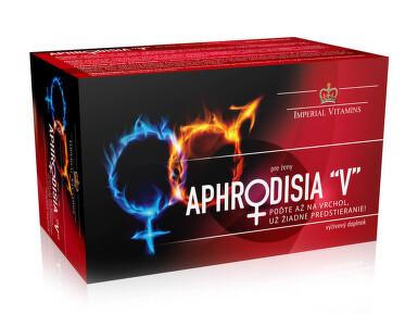 Aphrodisia V pro ženy - 60 kapslí