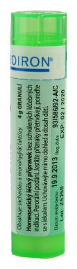 RICINUS COMMUNIS perorální granule 4GM 3CH-30CH