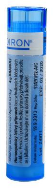 ARNICA MONTANA perorální granule 4GM 3CH-30CH