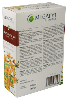 TŘEZALKOVÁ NAŤ perorální léčivý čaj 1X50GM