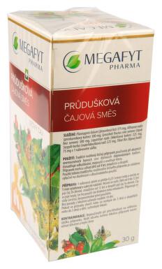 PRŮDUŠKOVÁ ČAJOVÁ SMĚS POR léčivý čaj 20X1.5GM