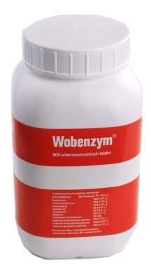 WOBENZYM perorální enterosolventní tableta 800