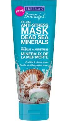 FREEMAN Pleť.maska antistr.Minerály Mrt.moře 150ml