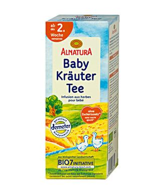 Alnatura Dětský bylinkový čaj 40g