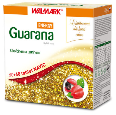Walmark Guarana Energy tbl.80+40