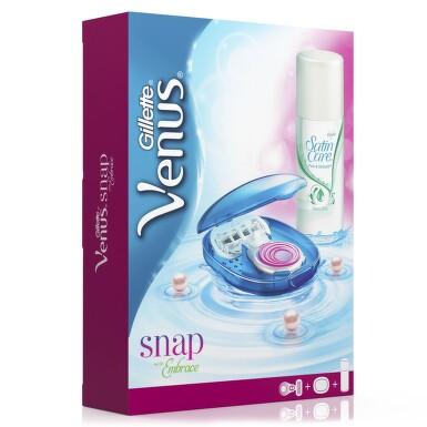 Gillette Women Venus Embrace SNAP+Satin C.gel 75ml