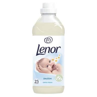 Lenor aviváž Gentle Touch 25PD/750 ml