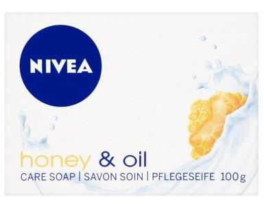 NIVEA mýdlo HONEY & OIL 100g č.80665