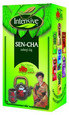 VITTO Intensive Sen-cha zelený čaj n.s.20x1.5g