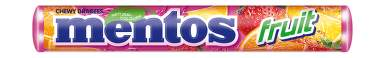 Mentos fruit 38g