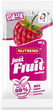 NUTREND Just Fruit malina 30g