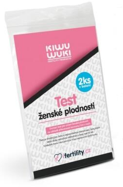 KIWU WUKI Test ženské plodnosti 2ks