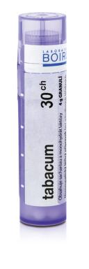 TABACUM 30CH granule 4G