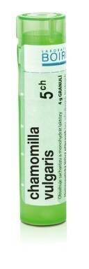 CHAMOMILLA VULGARIS 5CH granule 1X4G