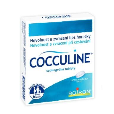 COCCULINE sublingvální tableta 30