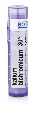 KALIUM BICHROMICUM 30CH granule 4G