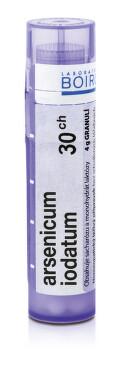 ARSENICUM IODATUM 30CH granule 1X4G