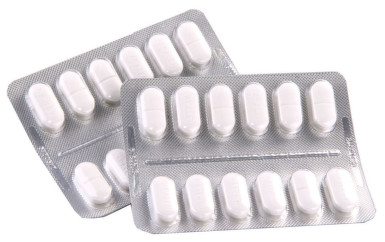 PARALEN 500 500MG neobalené tablety 24