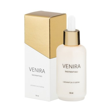 Venira Švestkový olej na vlasy kůži a nehty 50ml