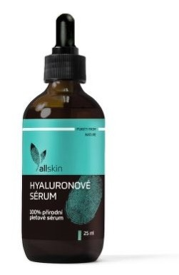 Allskin Hyaluronové sérum 25 ml