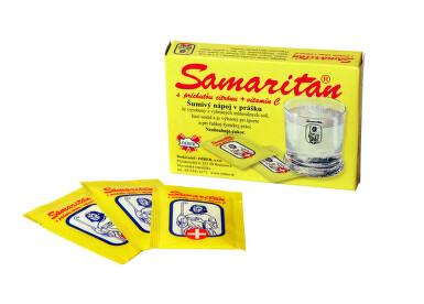 FAN Samaritan citrus 8x5g