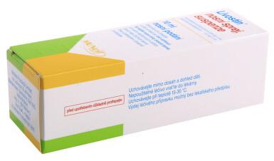 LIVOSTIN nosní podání sprej, suspenze 1X10ML/5MG