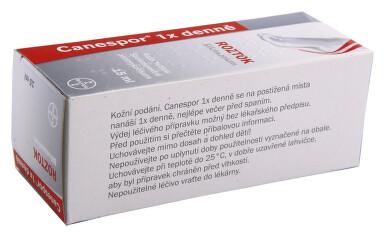 CANESPOR 1X DENNĚ ROZTOK kožní podání roztok 1X15ML