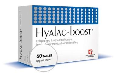 HYALAC-BOOST PharmaSuisse tbl. 60